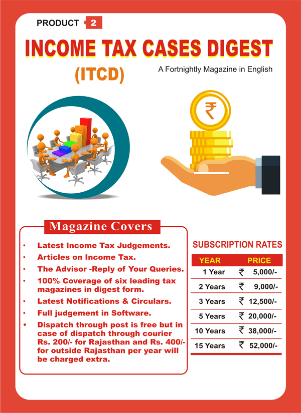 INCOME TAX CASES DIGEST